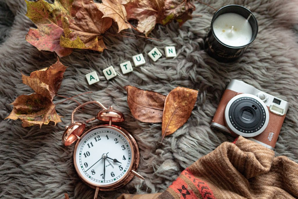 GETTING YOUR HOME READY FOR AUTUMN