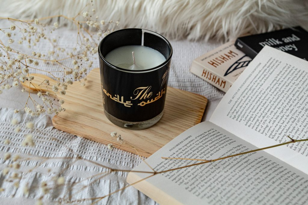 oudh scented candles